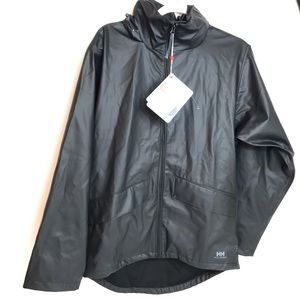 Helly Hansen ALIVE rain jacket NWT!